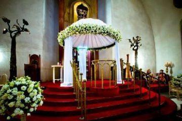 """חתונה בבית כנסת –כלות """"שימקה"""" חוזרות למסורת"""